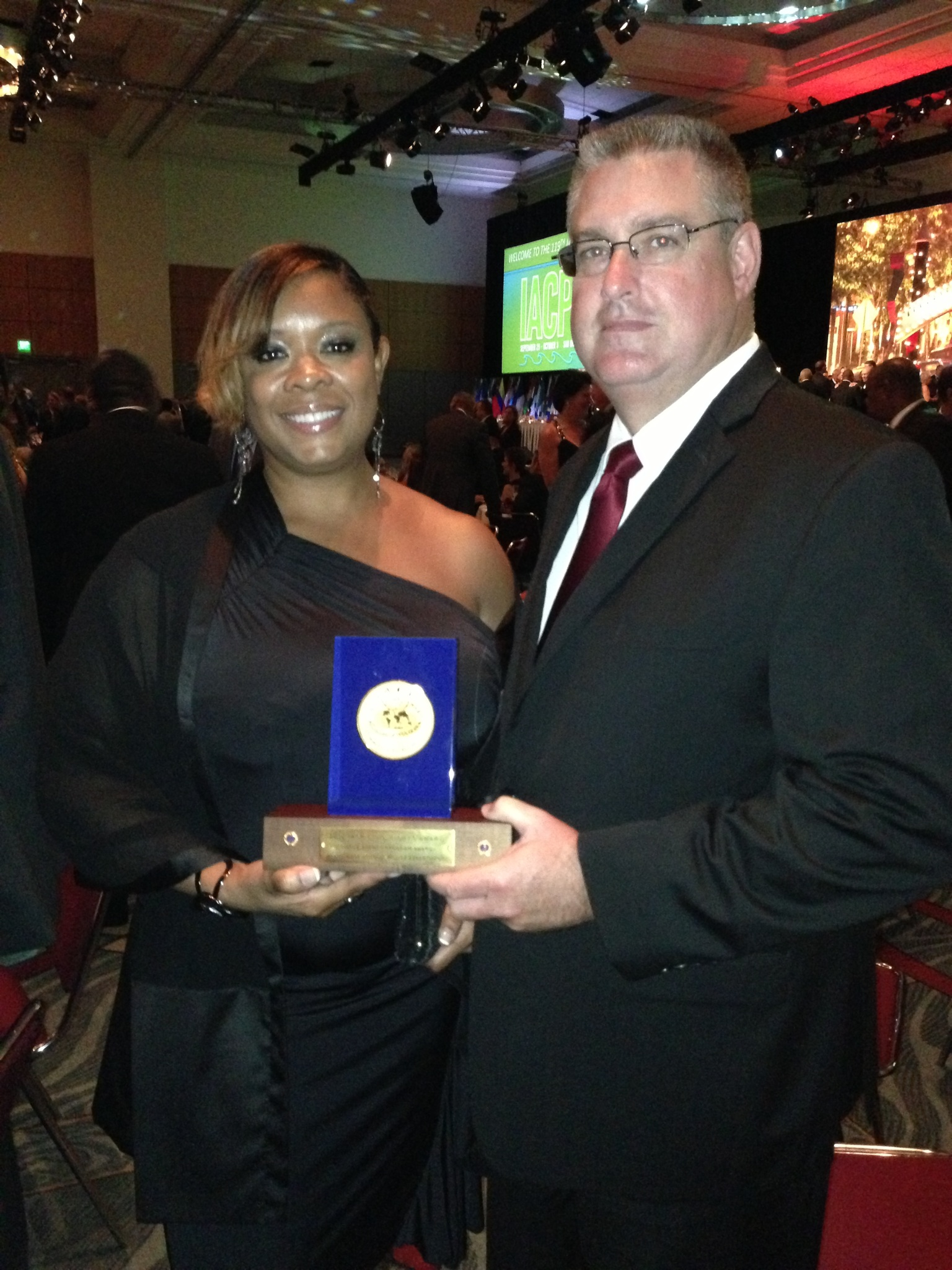 Miami-Dade Schools Police Department Receives IACP Civil Rights Award
