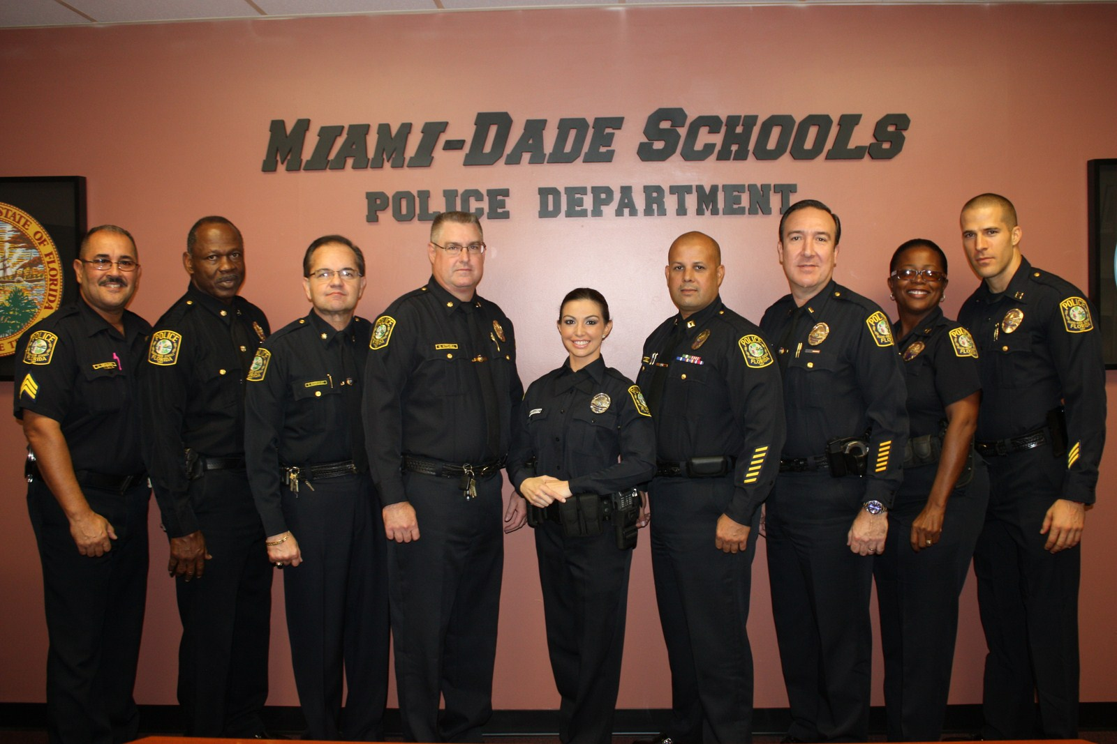 M-DSPD Welcomes New Officer