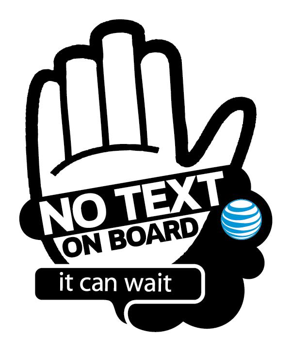 """No Texting & Driving"" Pledge Rally"