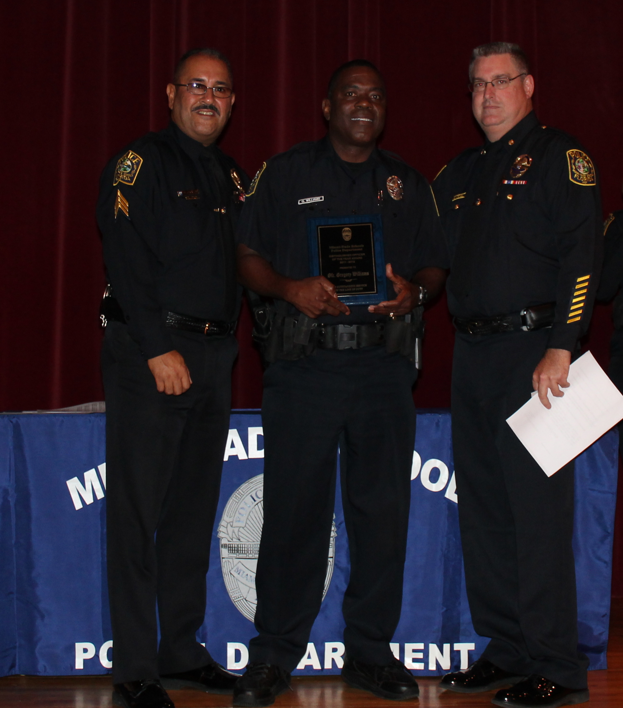 2011-12 Department Annual Award Ceremony