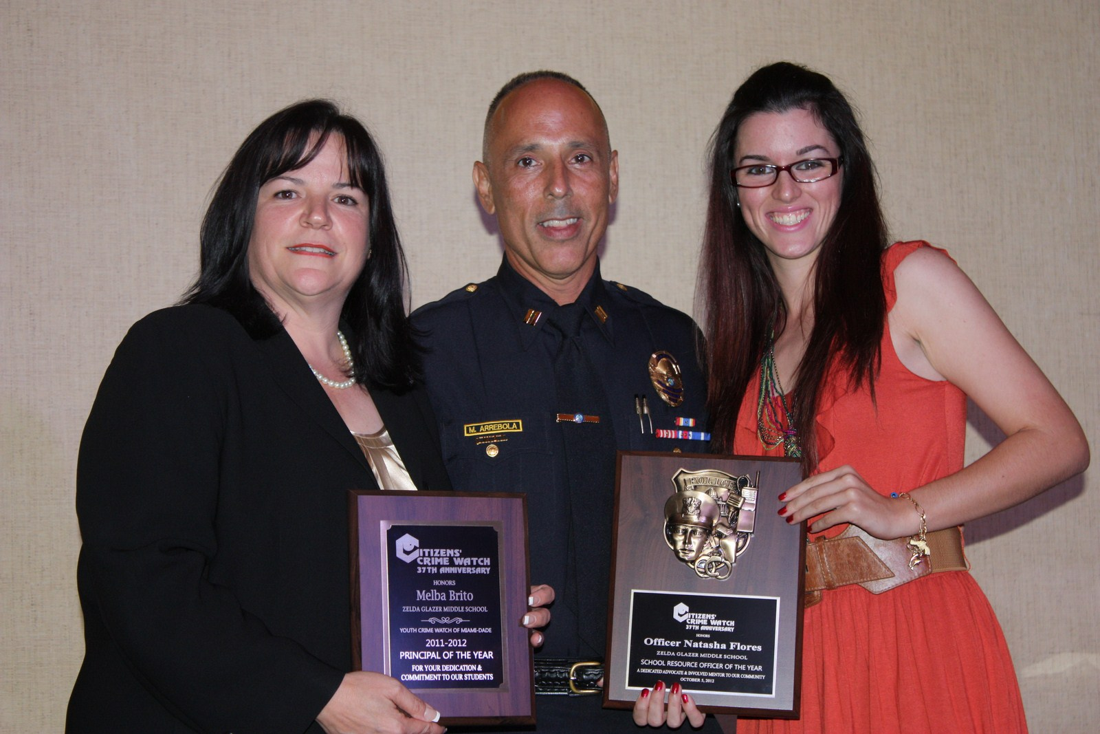 Youth Crime Watch 37th Annual Awards Ceremony