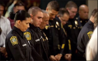 Welcome New Officers To The Miami-Dade Schools Police Force