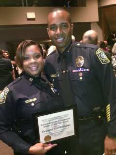Outstanding Law Enforcement Officer Award