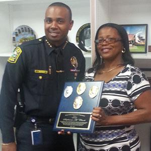 Congratulations To Captain Stephana Clark