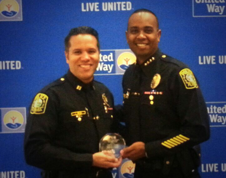 M-DSPD Honored During United Way Ceremony