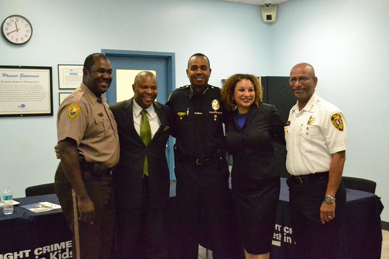 M-DSPD's Chief Moffett joins Florida Law Enforcement Leaders to Urge Implementation of Educational Standards