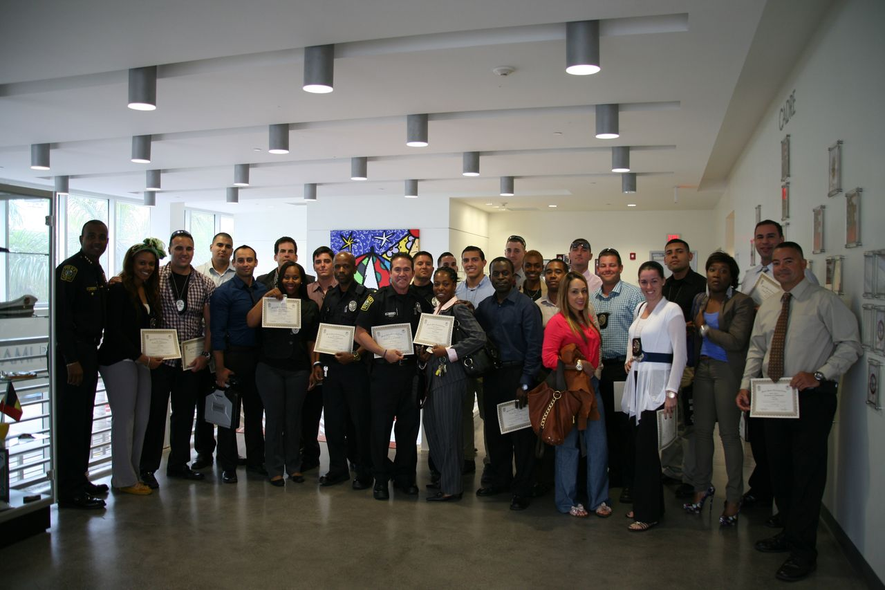 School Resource Officer Training Program a Success