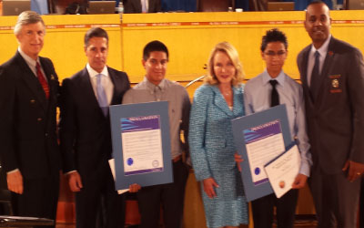 M-DCPS Students Are NASSLEO Scholarship Winners