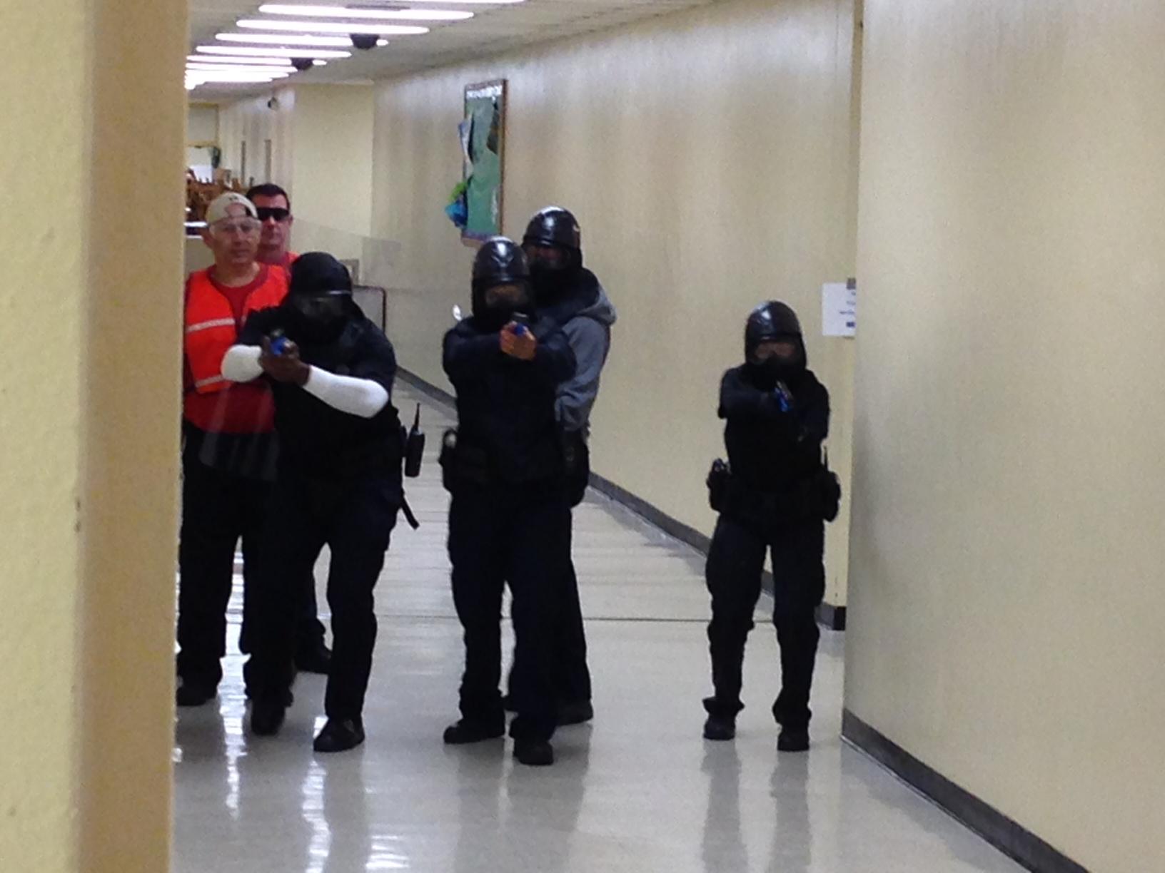 M-DSPD Officers Complete Active Shooter and Terrorist Training