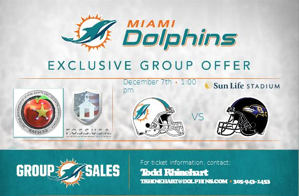 Exclusive Miami Dolphins Tickets Available For a Great Cause