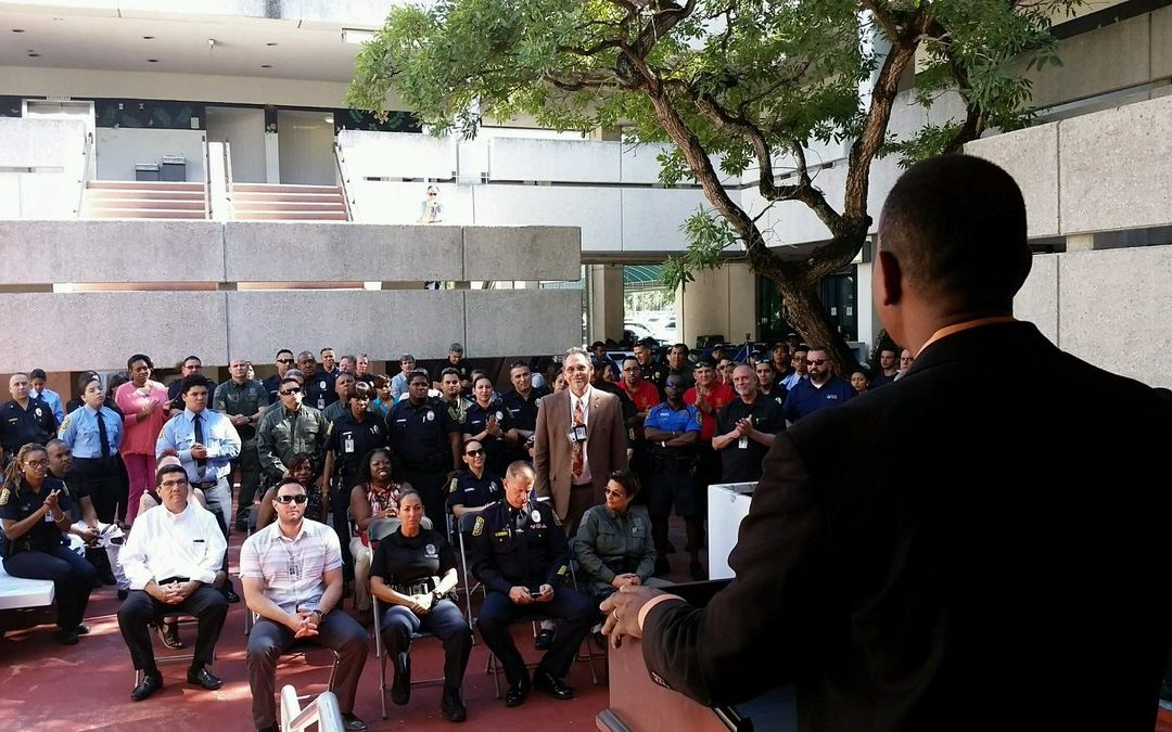 New Miami Dade Schools Police Headquarters Opens Its Doors