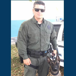 MDSPD Salutes Officer Pando – Aviation History Month