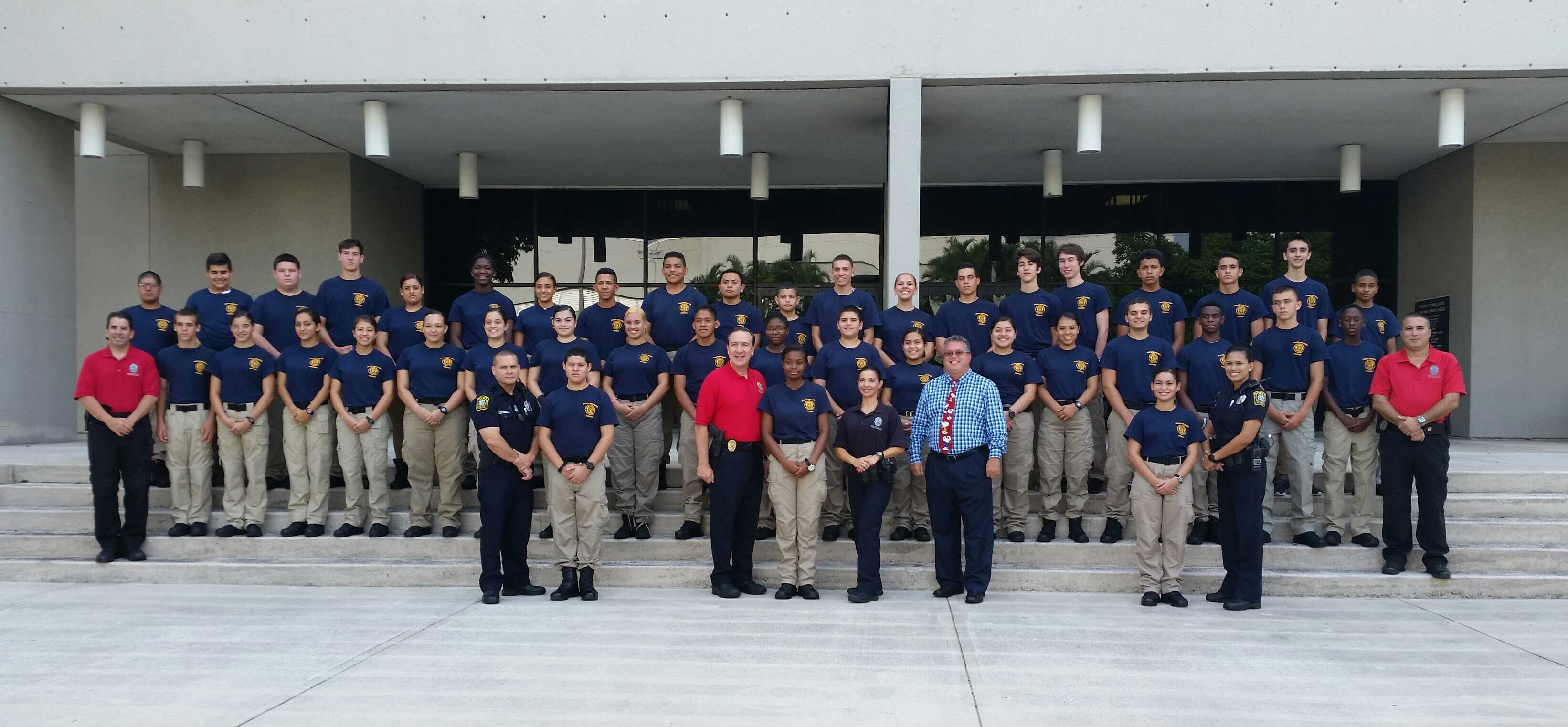 POLICE EXPLORER PROGRAM | MiamiSchoolsPD com